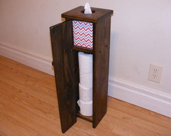 Rustic Kleenex porte-papier WC