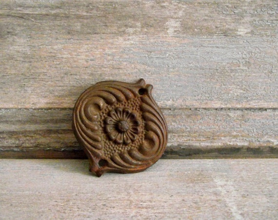 cabinet drawers drawer ornate cast iron cup kitchen pull collections pulls style handles handle jonesandgrey vintage chest large