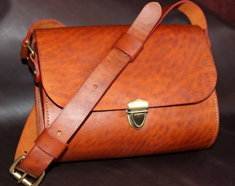 Women bag from genuine leather