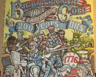 The DCA Experience Bicentennial Gold Sealed Vinyl Funk Disco Record Album