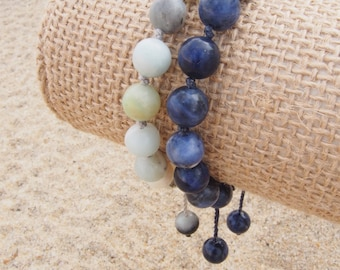 Power and Peace Double Stack Mala