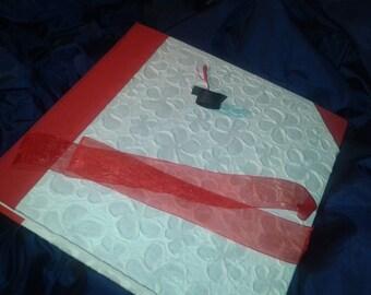 Photo album, polaroid photo album, accordion scrapbook