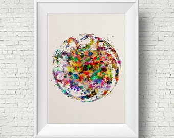 House Targaryen Colorful Watercolor Print Game Of Thrones art watercolor art Game Of Thrones print,movie poster,Game Of Thrones Illustration