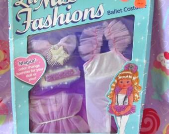 Mattel Lil' Miss Fashions Ballet Costume Magical Barrette