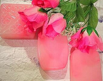Rose Soap: Rose Goat Milk Soap, Rose Fragrance Soap, Rose Pink Soap, Pink Rose Soap, Rose Scented Soap, Rose Glycerin Soap Rose Grandma Soap