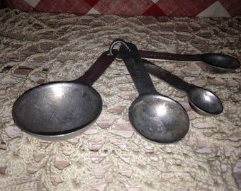 Aluminum  Measuring Spoons