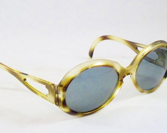 Vintage Mod COOL RAY Sunglasses COURTSIDE 1970s