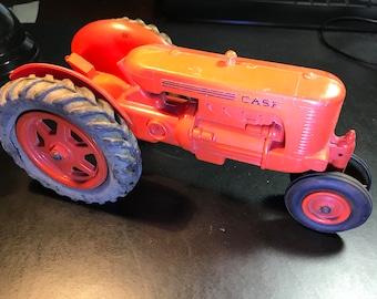 Vintage Toy Case Tractor