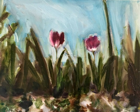 sorry- this item is sold: Tulips