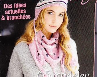 Knitting magazine woman n 8