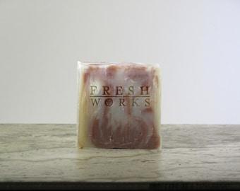Patchouli and Cedarwood soap