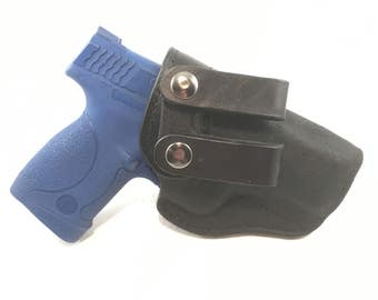 S & W MP .45 Compact IWB - Handcrafted Leather Pistol Holster