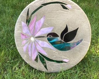 Humming Bird Stepping Stone
