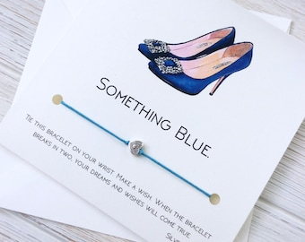 Something blue Etsy