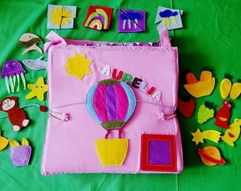 Handmade FuN BaG for kids