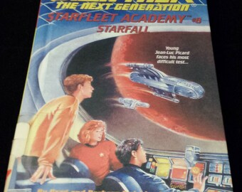 Star Trek the Next Generation - Starfleet Academy, #8: Starfall