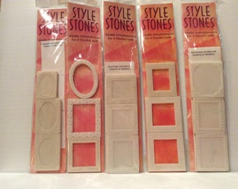 Style Stones from Clearsnap