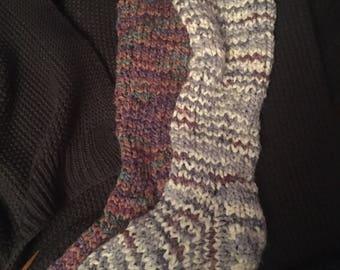 Chunky boot socks