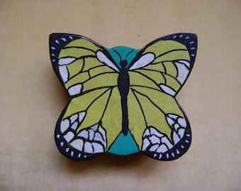 Boîte papillon