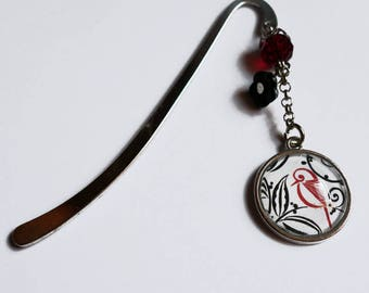 Bookmark, The Red Bird