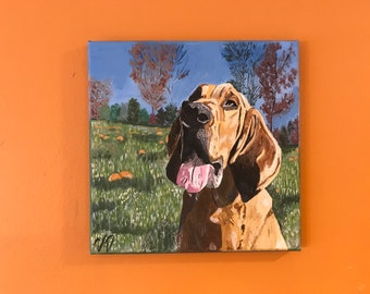 Customized Pet Portraits