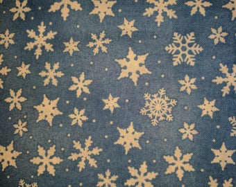 Tossed Snowflakes