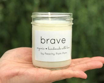 The Scented Candle - Brave