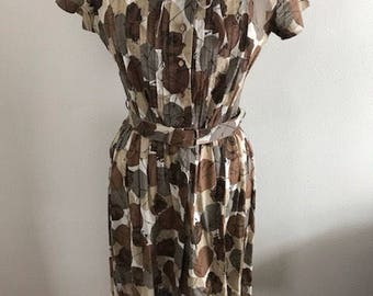Vintage Kay Ashton dress