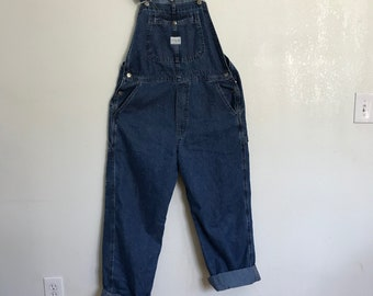 XL Lee Denim Overalls