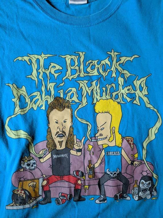 t and Vintage MTV Boyfriend Perfect Gift Worn shirt Thin Butthead Beavis Funny Shirt Soft 1990s qFqr5t