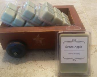 Green Apple Soy Wax Melt