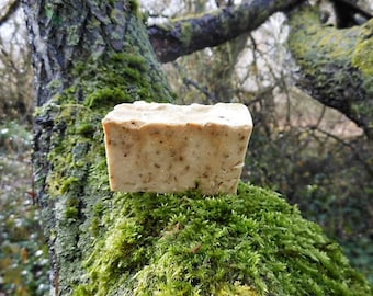 Laurel and Marigold Soap. 100 grms