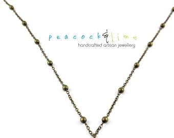 Paper Airplane necklace // simple long bohemian boho style // aviator plane pendant // wanderlust // travel adventure jewelry