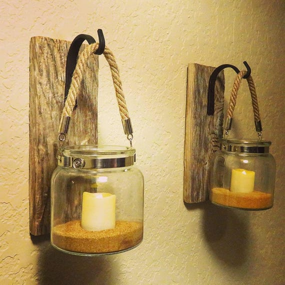 Lantern 2 Rustic Home Decor Farmhouse Decor Entryway