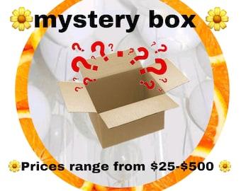 Mystery Box !