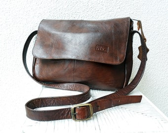 Leather Bag. Shoulder bag