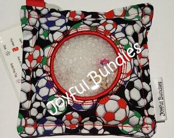 I Spy Bag, Soccer Balls, Busy Bag, Car Game, Educational Game, Travel Toy, I Spy Game, Party Favors, Eye Spy Game