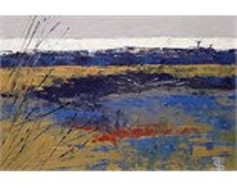 Sheila Tolley, Original Oil Painting, Cornish Artist.