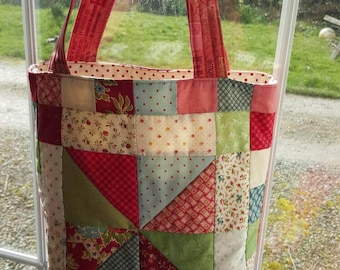 Bright Autumn Colours Tote Bag