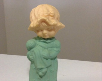 Vintage Avon Little Dreamer Girl 1980's/ Sweet Honesty Cologne / No Box