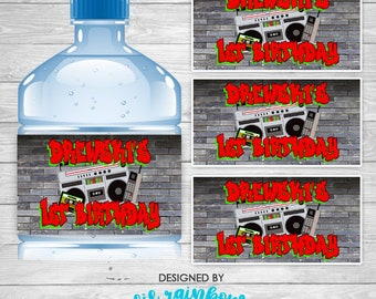 WBW-937: DIY - Who Got The Juice Water Bottle Wrappers