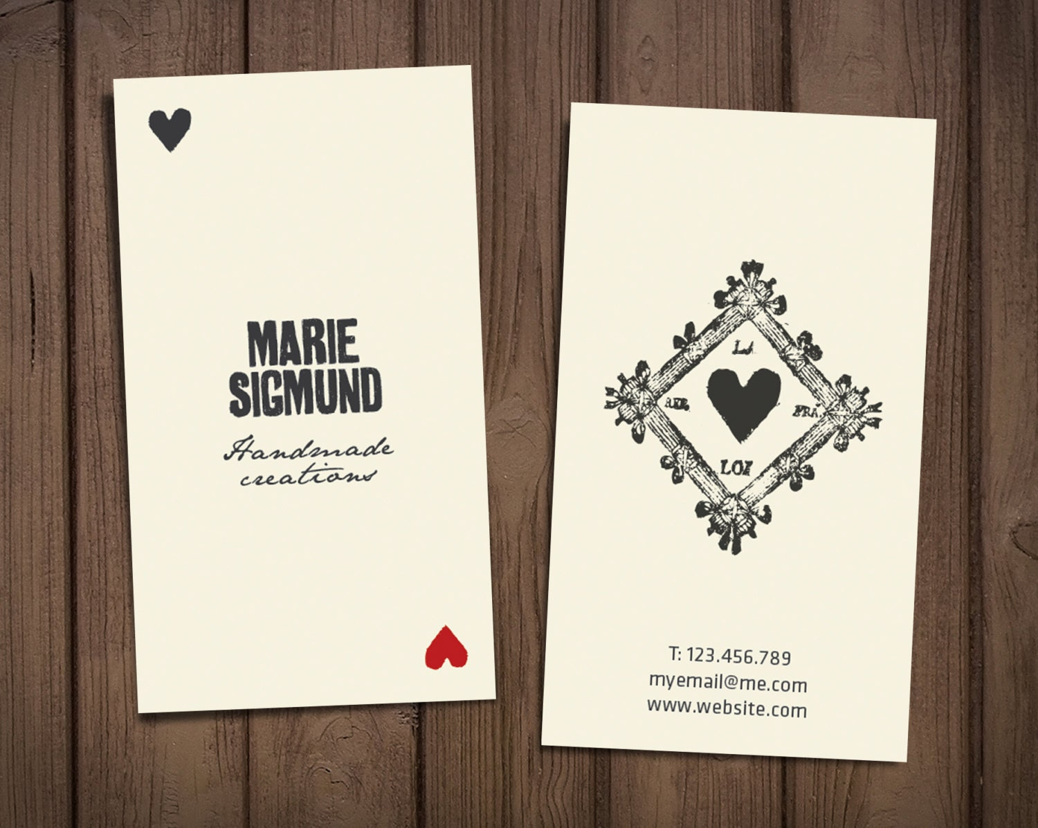 Dorable Business Playing Cards Composition Business Card Ideas
