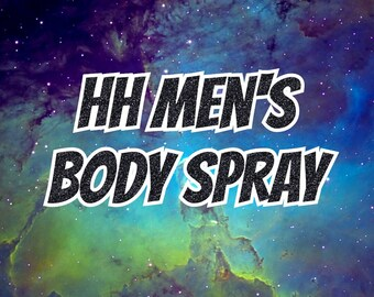 Men's Body Spray