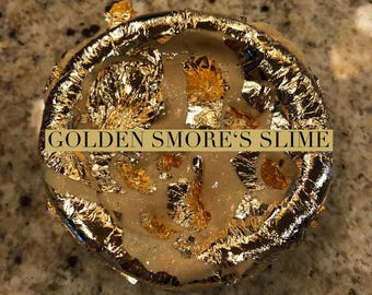 Golden Smore slime