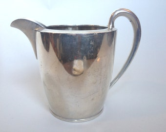 Wilcox International Silver Plate Water Pitcher