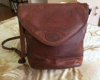 Vintage Oroton Leather Handbag