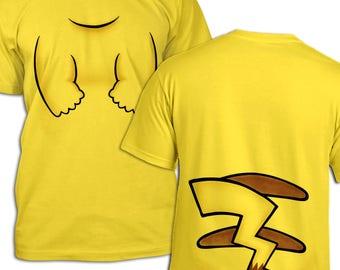 Electric Pocket Monster Costume t-shirt