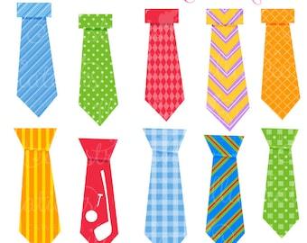 necktie clipart etsy rh etsy com tie clipart tie clipart