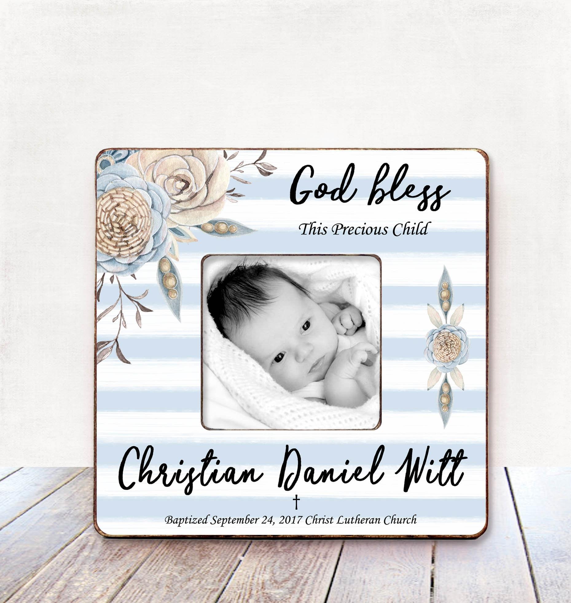 Taufe Geschenk für junge Taufe Geschenk für Patenkind Taufe