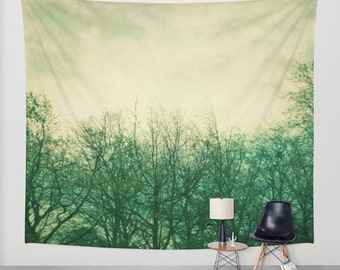 high quality wall tapestry, oversized wall art, forest tapestry, tapestry, tapestry, nature tapestry, gothic tapesrtry, green tapestry